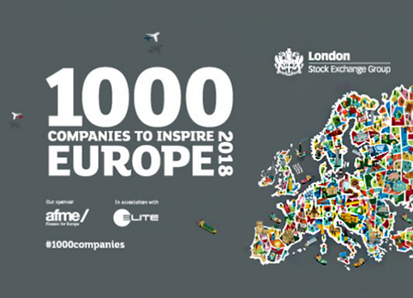 1000 Unternehmen, die Europa inspirieren