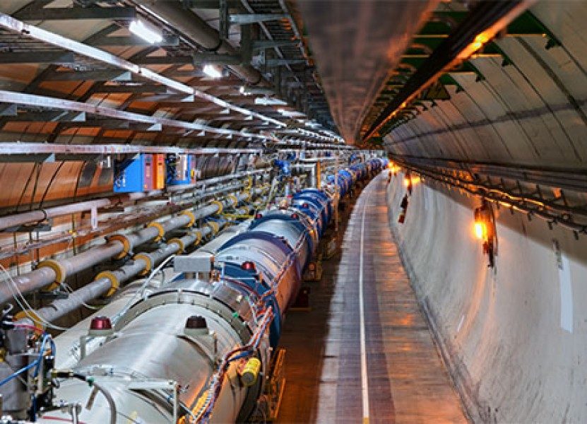 MB Elettronica accredited at CERN
