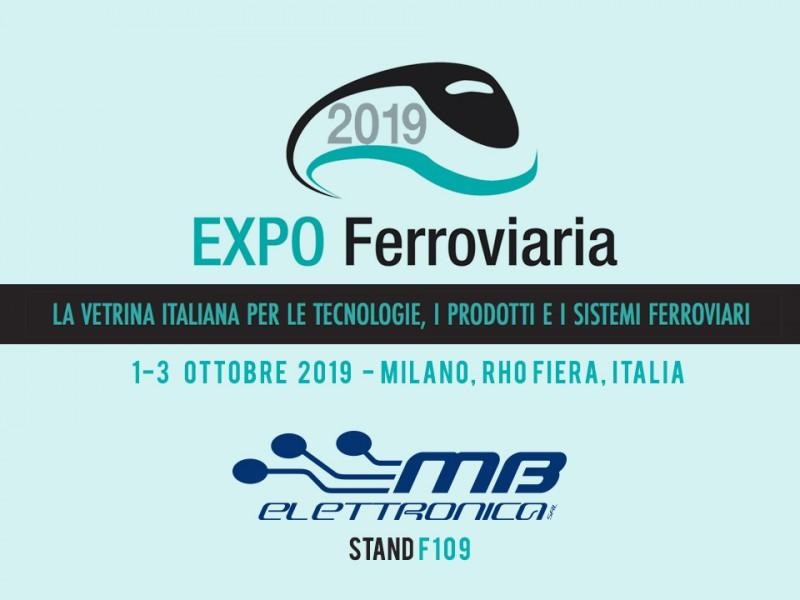EXPO Ferroviaria 2019
