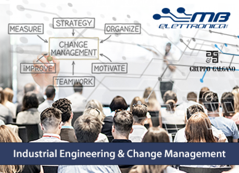 Industrial Engineering e Change Management