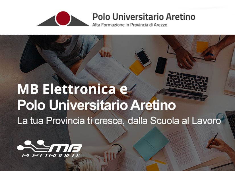 Accordo con Polo Universitario Aretino