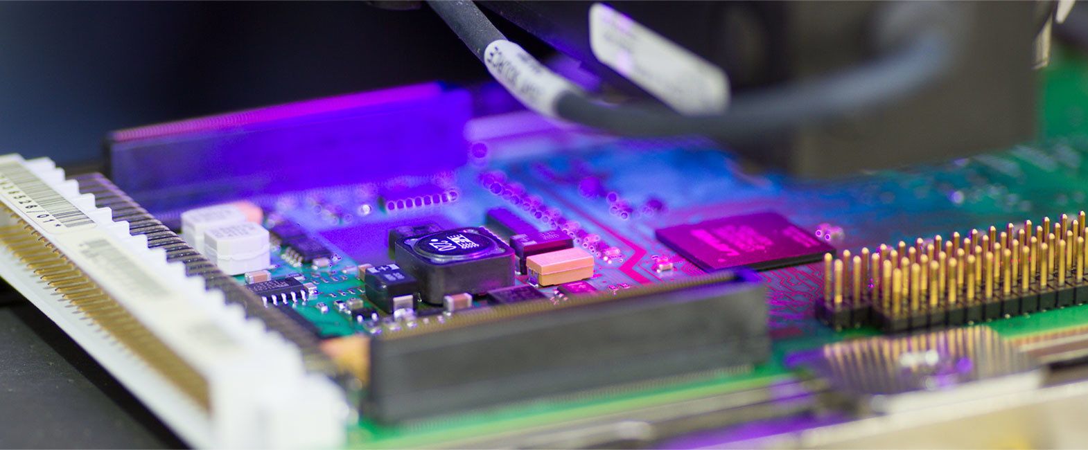MB Elettronica – Planung und Industrialisierung