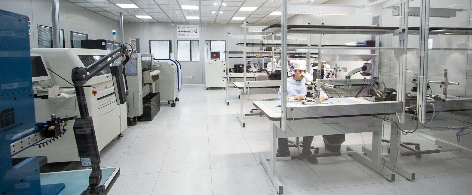 MB Elettronica – Qualifiche del personale