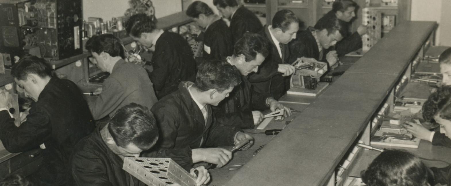 MB Elettronica – Oltre 50 anni d'esperienza